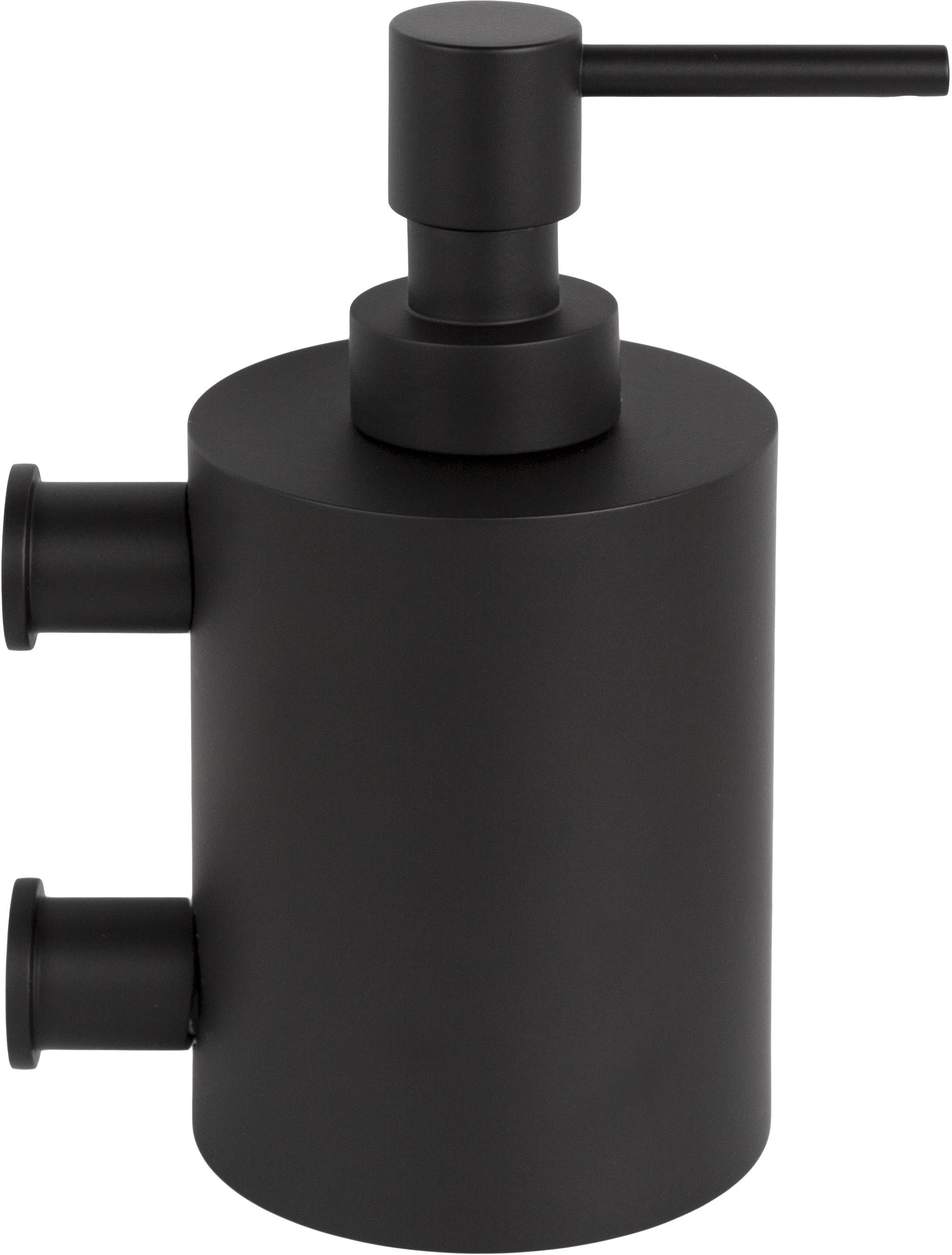 FORMANI ONE PB501 soap dispenser wall-mounted satin black