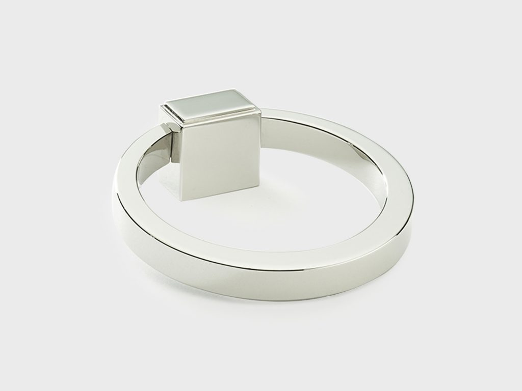 Håndtak Oblique Ring 50mm PCP
