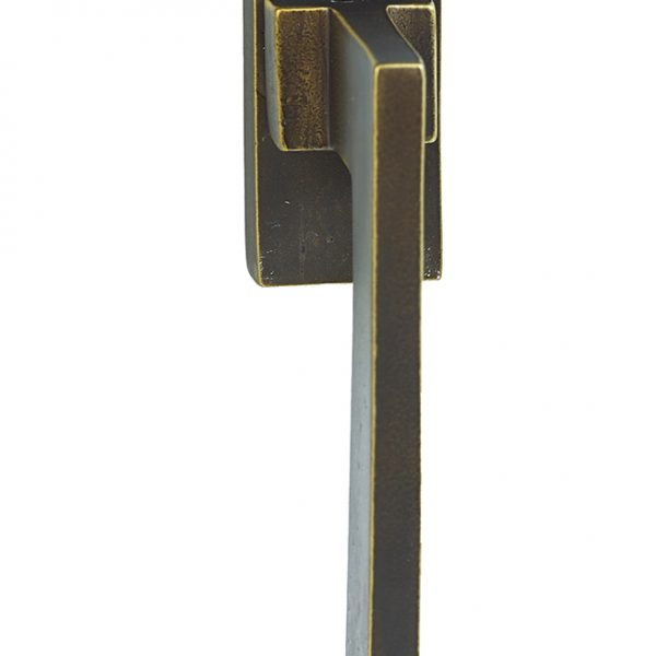 EVOKE - WINDOW HANDLE / AGED BRONZE