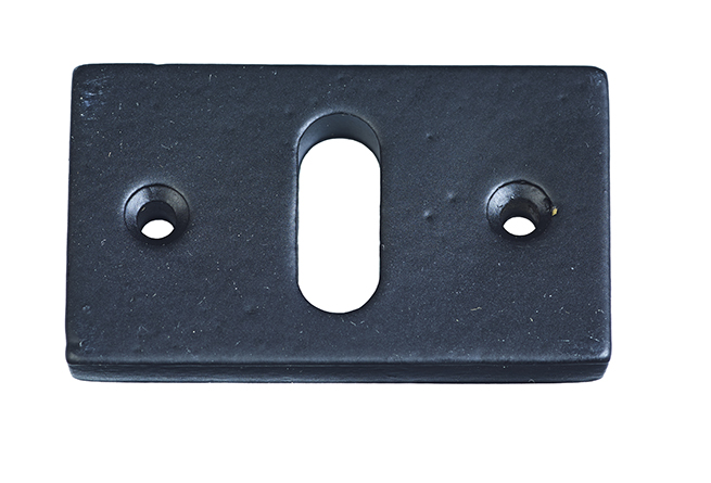 KEYPLATE  / BLACK / HORIZONTAL / PC