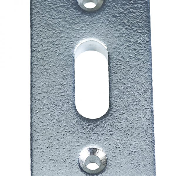 KEYPLATE  / OLD SILVER / VERTICAL / PC